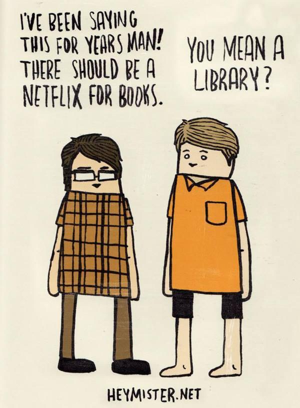 netflix for books